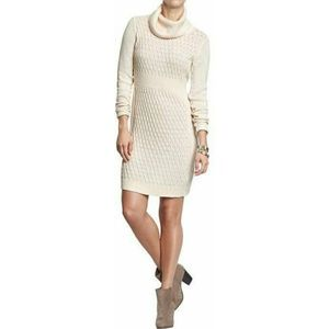 OLD NAVY cable knit dress. Size S NWT